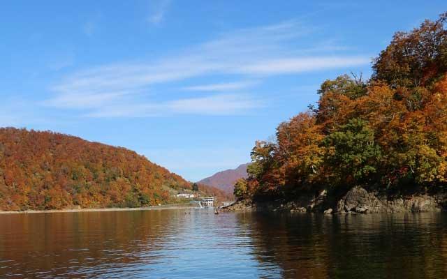 奥只見湖(銀山湖)のイメージ画像