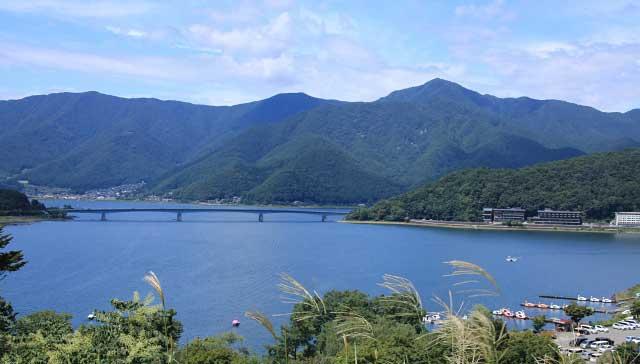 河口湖のイメージ画像