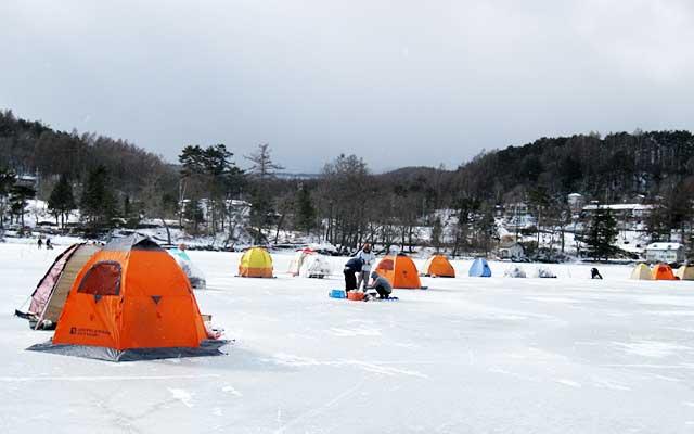 松原湖のイメージ画像