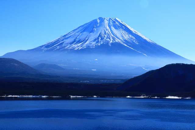本栖湖のイメージ画像